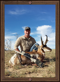 Pronghorn Hunting Texas