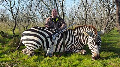 Exotic Game Trophy Hunts